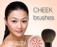 JGlamour - Mineral Edition Makeup Brushes for Cheeks